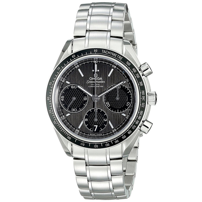 Omega Men's O32630405001001 Speedmaster Co-Axial Chronograph Automatic Stainless Steel Watch