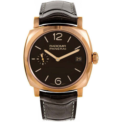 Panerai Men's PAM00515 Radiomir Brown Leather Watch