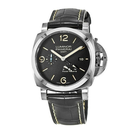 Panerai Men's PAM01321 Luminor 1950 Blue Leather Watch