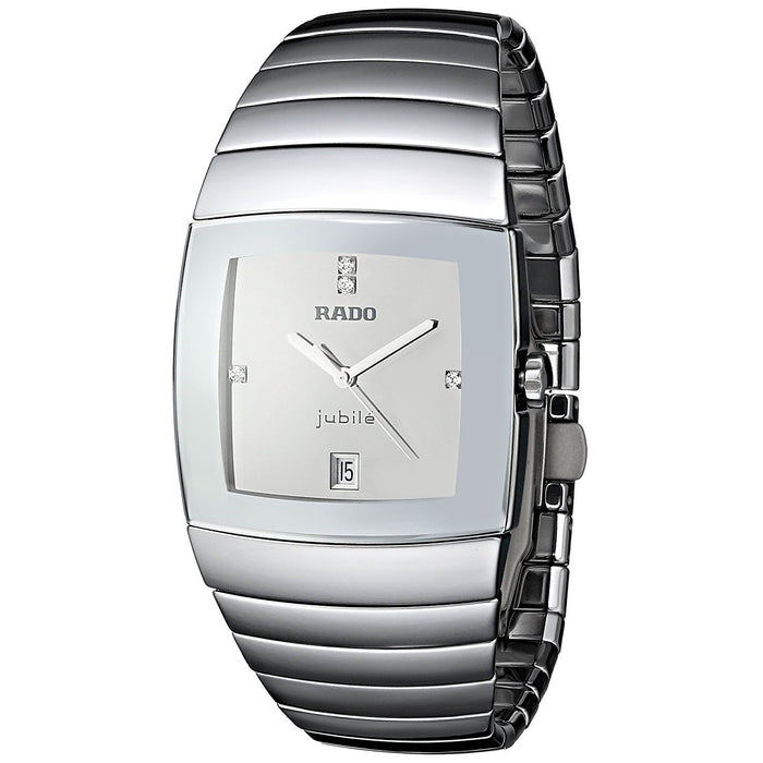 Rado Men's R13719702 Sintra Jubile Stainless Steel Watch