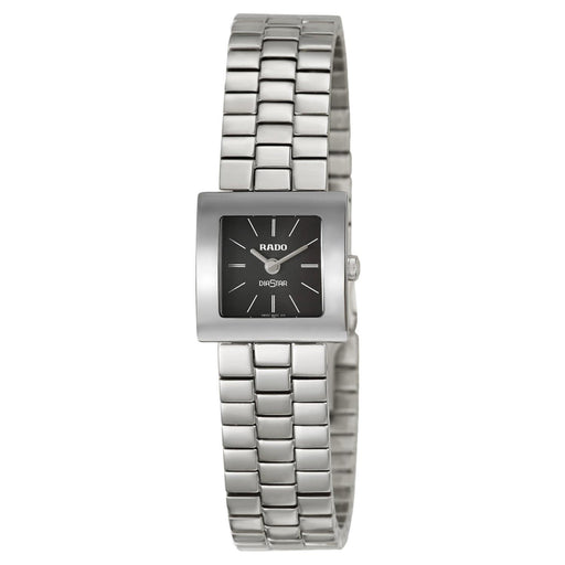 Rado Women's R18682183 Diastar Stainless Steel Watch