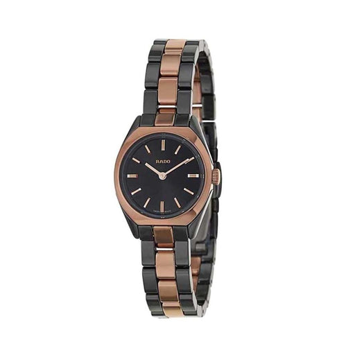 Rado Women's R31988157 Specchio Two-Tone Ceramic Watch