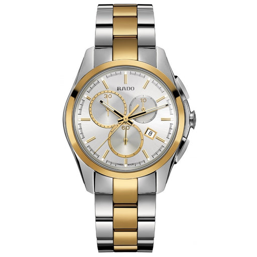 Rado Men's R32040102 Hyperchrome Chronograph Two-Tone Stainless Steel Watch