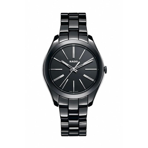 Rado Women's R32159152 HyperChrome Black Ceramic Watch