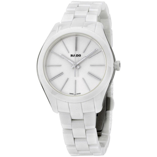 Rado Women's R32321012 HyperChrome White Ceramic Watch