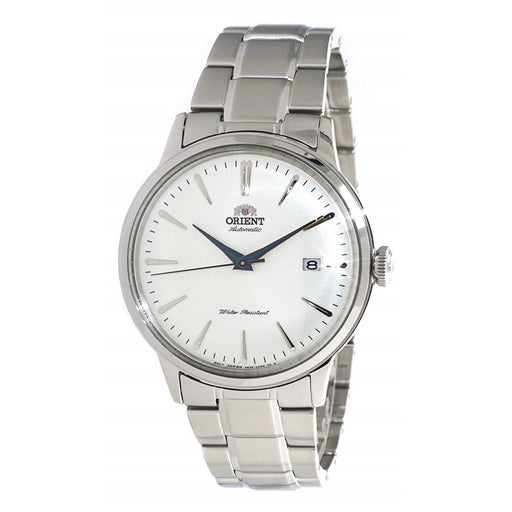 Orient Men's RA-AC0005S Bambino Stainless Steel Watch