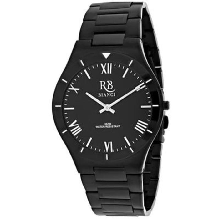 Roberto Bianci Men's RB0310 Eterno Black Stainless Steel Watch