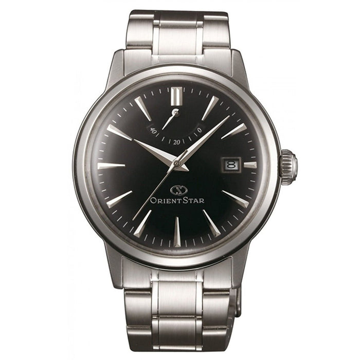 Orient Men's SAF02002B0 Star Automatic Stainless Steel Watch