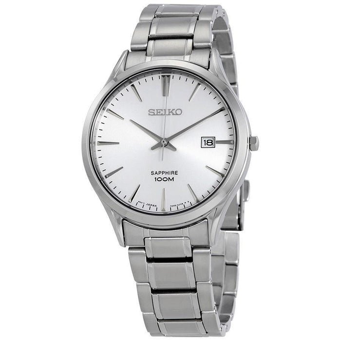Seiko Men's SGEG93 Neo Stainless Steel Watch