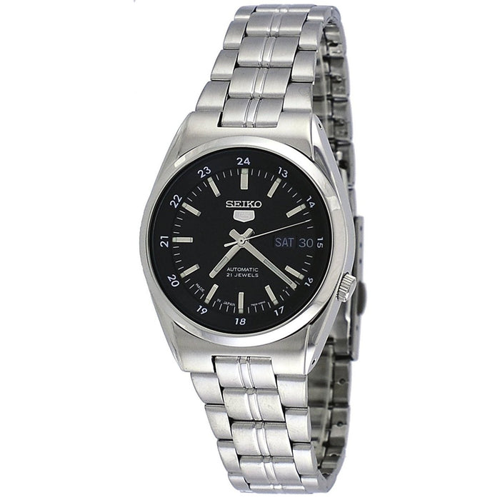 Seiko Men's SNK567J1 5 Automatic Stainless Steel Watch