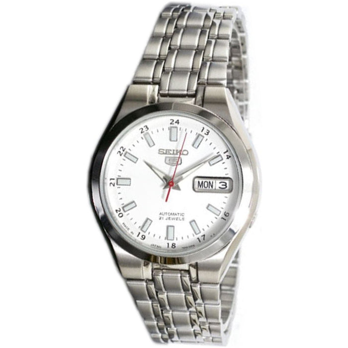 Seiko Men's SNKG17J1 5 Automatic Stainless Steel Watch