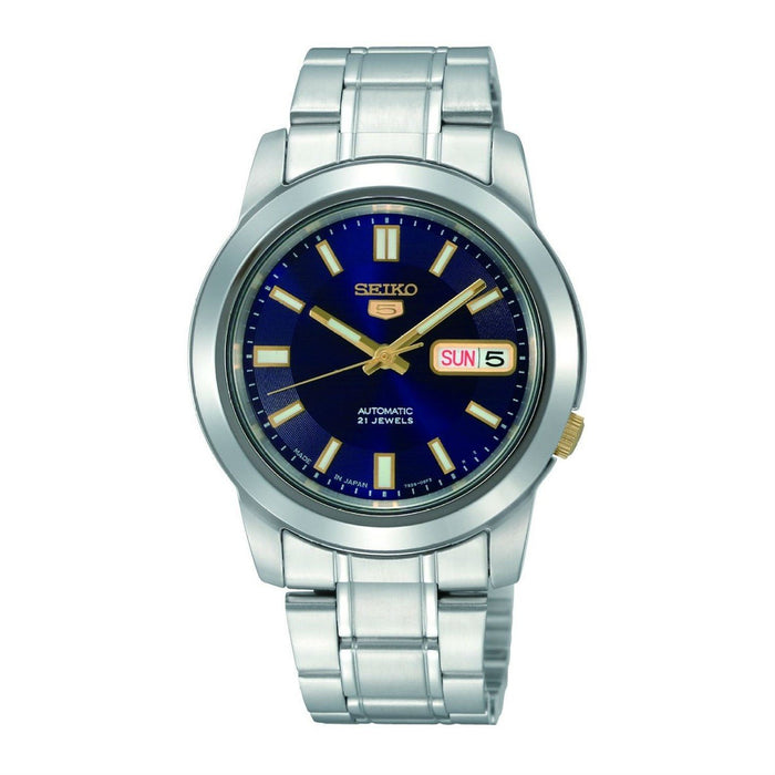 Seiko Men's SNKK11J1 5 Automatic Stainless Steel Watch