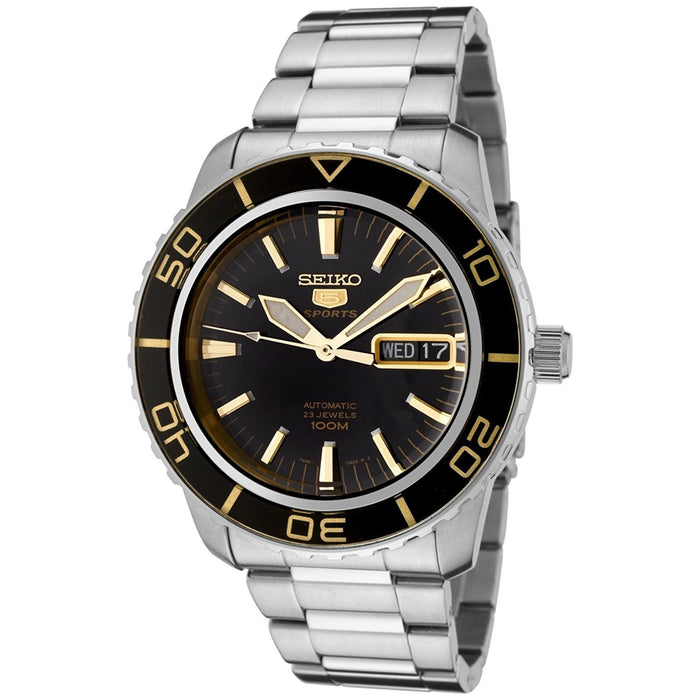 Seiko Men's SNZH57 5 Automatic Stainless Steel Watch