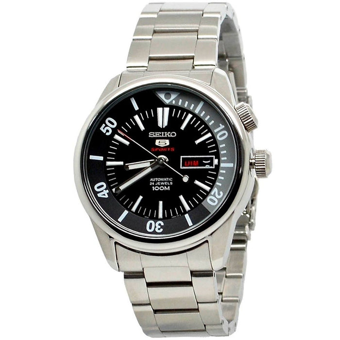 Seiko Men's SRPB27 5 Automatic Stainless Steel Watch