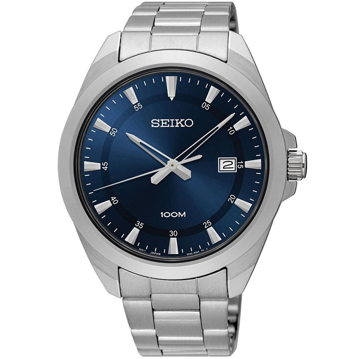 Seiko Men's SUR207 Stainless Steel Watch