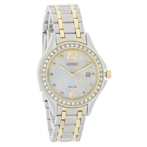 Seiko Women's SUT312 Core Two-Tone Stainless Steel Watch