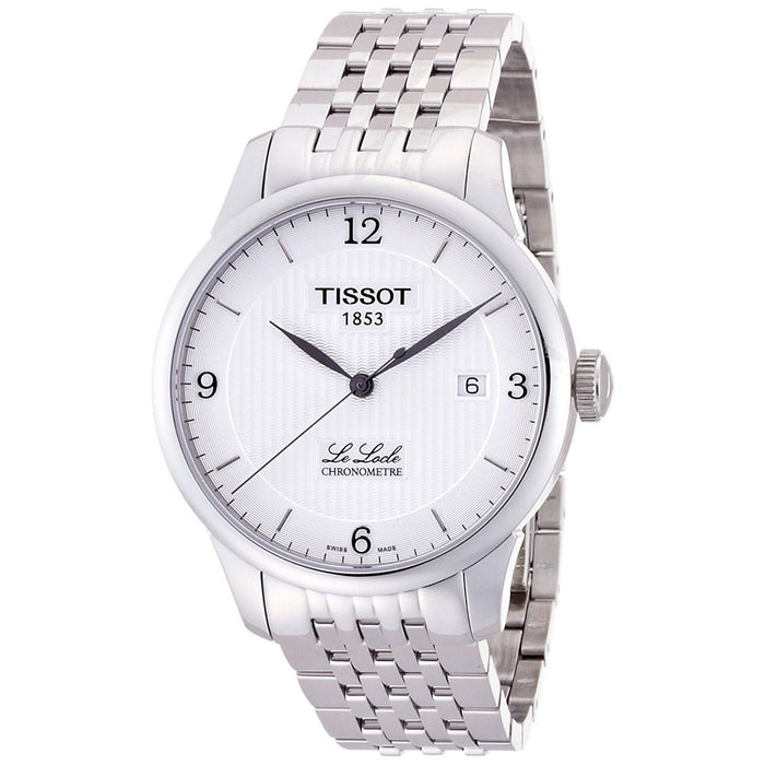 Tissot Men's T0064081103700 Le Locle Automatic Stainless Steel Watch