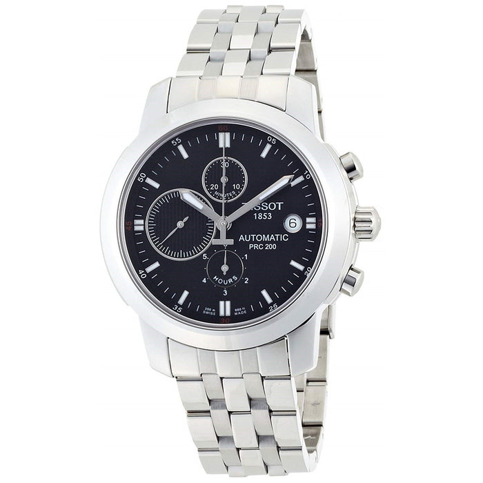 Tissot Men's T0144271105100 T-Sport Chronograph Stainless Steel Watch