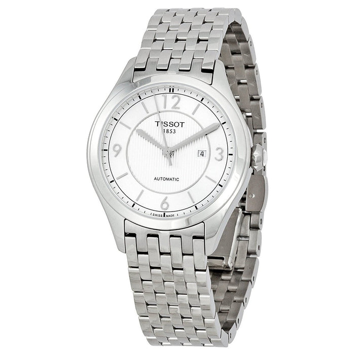 Tissot Women's T0382071103700 T-Classic Automatic Stainless Steel Watch
