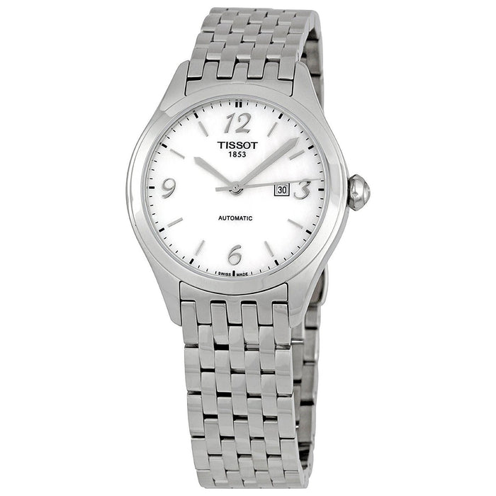 Tissot Women's T0382071111700 T-Classic Automatic Stainless Steel Watch