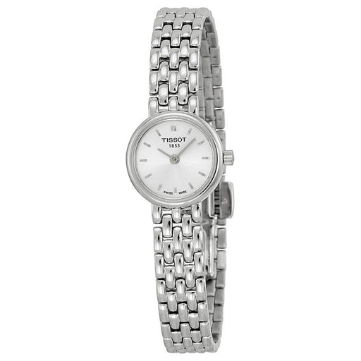 Tissot Women's T0580091103100 T-Trend Lovely Stainless Steel Watch