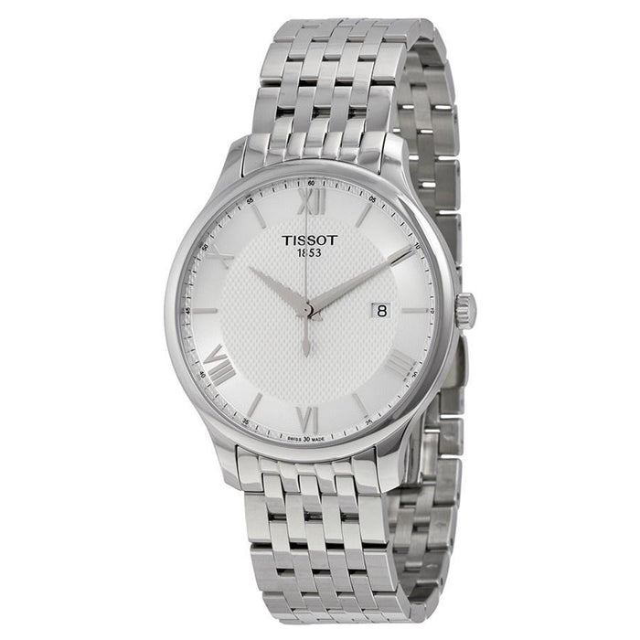 Tissot Men's T0636101103800 Tradition Stainless Steel Watch