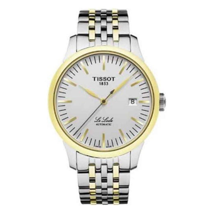 Tissot Men's T41248331 Le Locle Automatic Two-Tone Stainless Steel Watch
