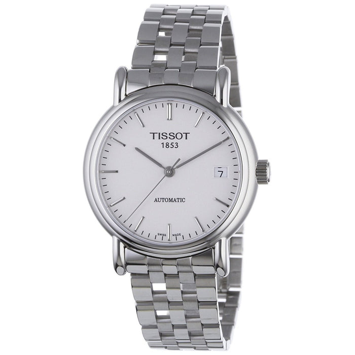 Tissot Men's T95148331 Carson Automatic Stainless Steel Watch