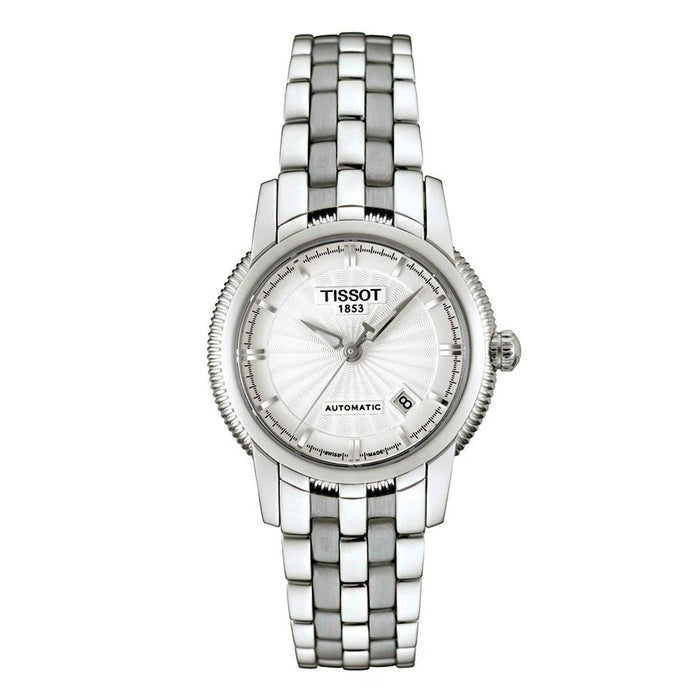 Tissot Women's T97118331 T-Ring Automatic Stainless Steel Watch