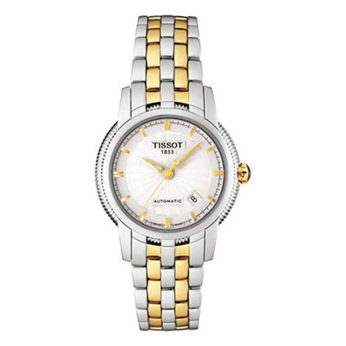 Tissot Women's T97218331 Balade III Automatic Two-Tone Stainless Steel Watch