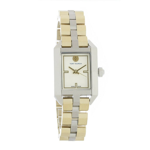 Tory Burch Women's TB1102 Dalloway  Two-Tone Stainless Steel Watch