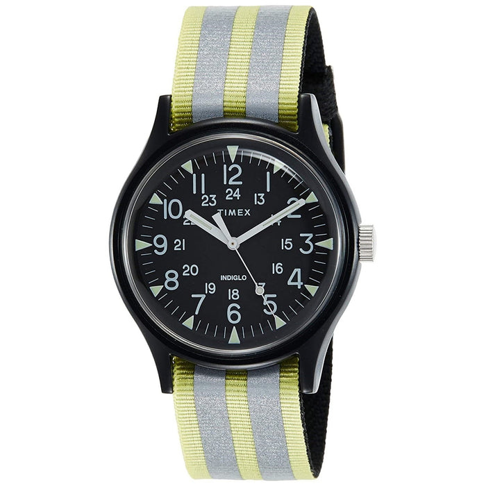 Timex Men's TW2R81000 MK1 Two-Tone Nylon Watch