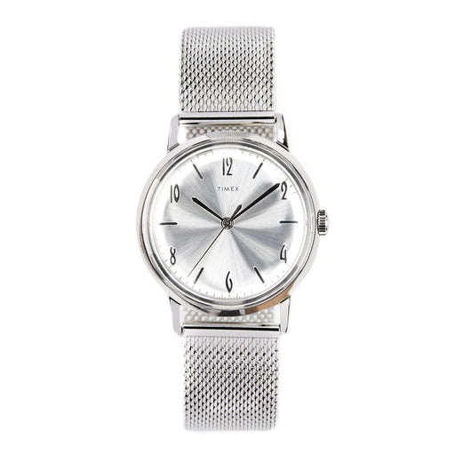 Timex Women's TW2T18500ZV Marlin Stainless Steel Watch