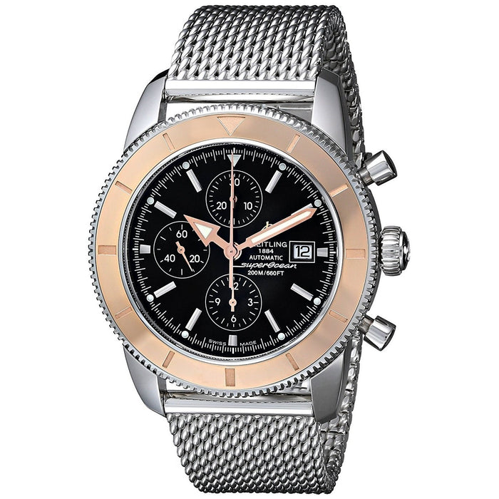 Breitling Men's U1332012-B908RU Superocean Automatic Chronograph Stainless Steel Watch
