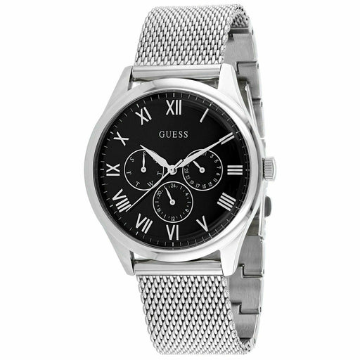 Guess Men's W1129G1 Classic Stainless Steel Watch