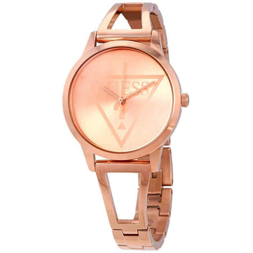 Guess Women's W1145L4 Lola Rose Gold-Tone Stainless Steel Watch