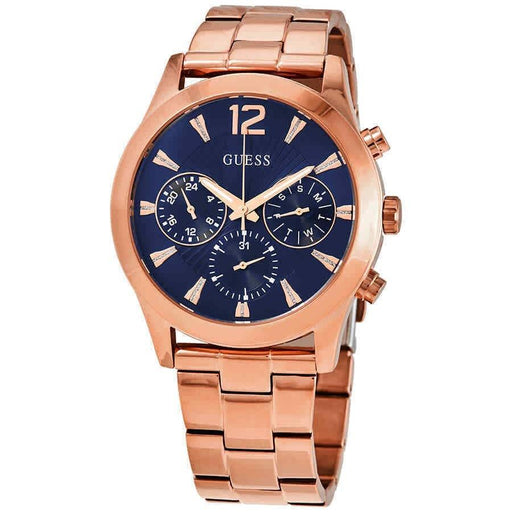 Guess Women's W1295L3 Classic Rose Gold-Tone Stainless Steel Watch