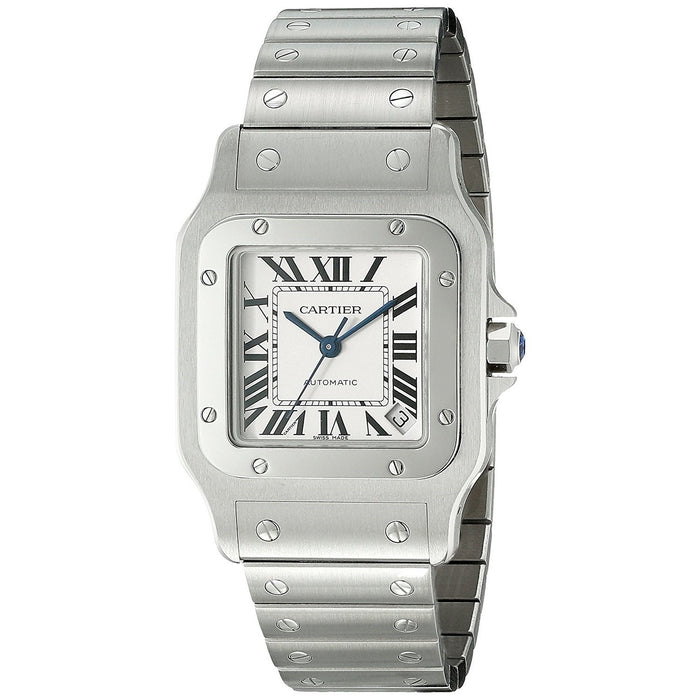 Cartier Men's W20098D6 Santos Galbee XL Automatic Stainless Steel Watch
