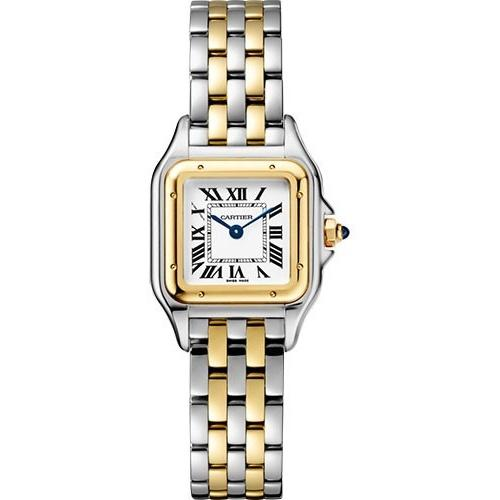 Cartier Women's W2PN0006 Panthere De Cartier Two-Tone Gold-Tone and Stainless Steel Watch