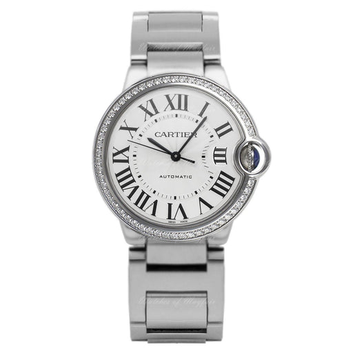 Cartier Women's W4BB0017 Ballon Bleu Stainless Steel Watch