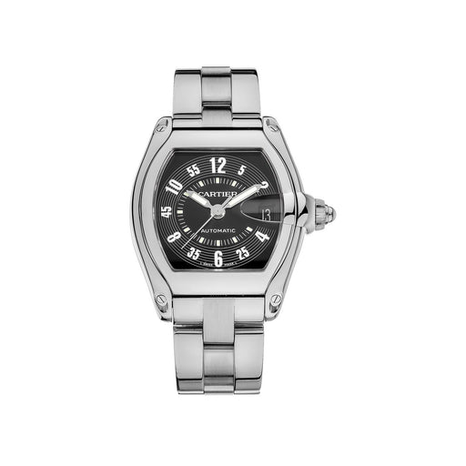 Cartier Men's W62004V3 Roadster Stainless Steel Watch