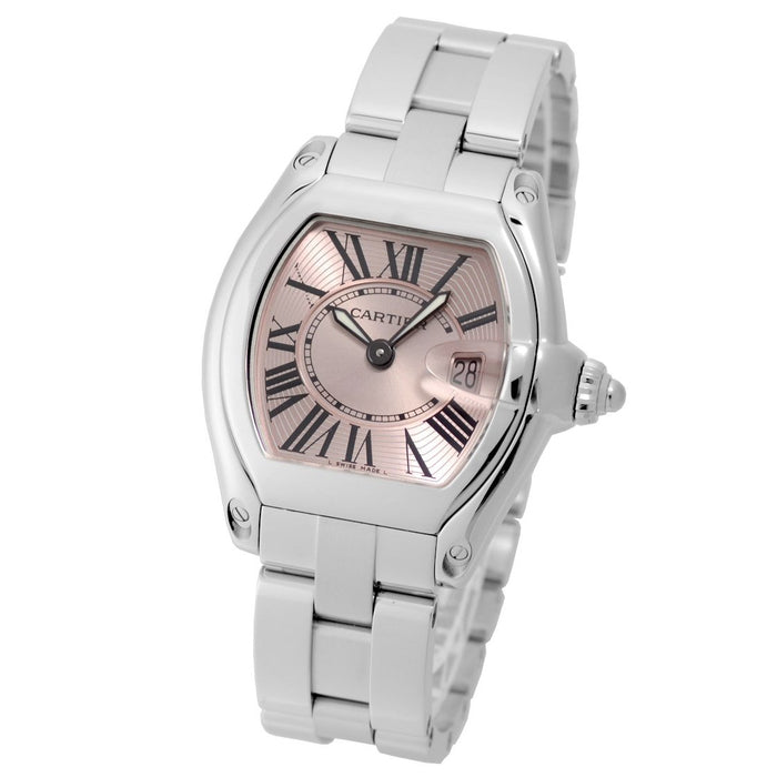Cartier Women's W62017V3 Roadster Stainless Steel Watch