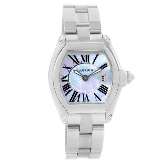 Cartier Women's W6206007 Roadster Stainless Steel Watch