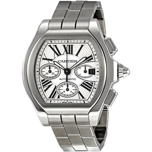 Cartier Men's W6206019 Raodster Automatic Stainless Steel Watch