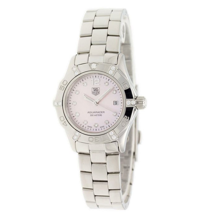 Tag Heuer Women's WAF141H.BA0824 Aquaracer Stainless Steel Watch
