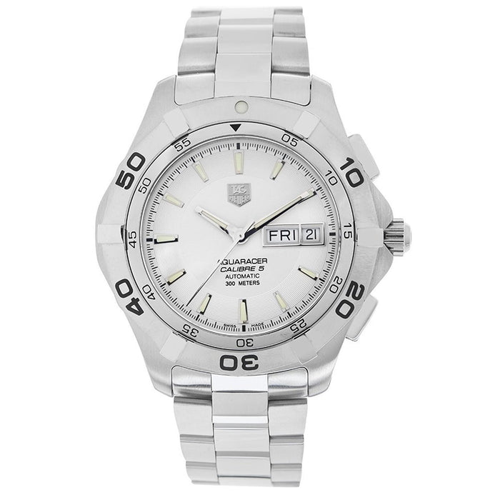 Tag Heuer Men's WAF2011.BA0818 Aquaracer Automatic Stainless Steel Watch