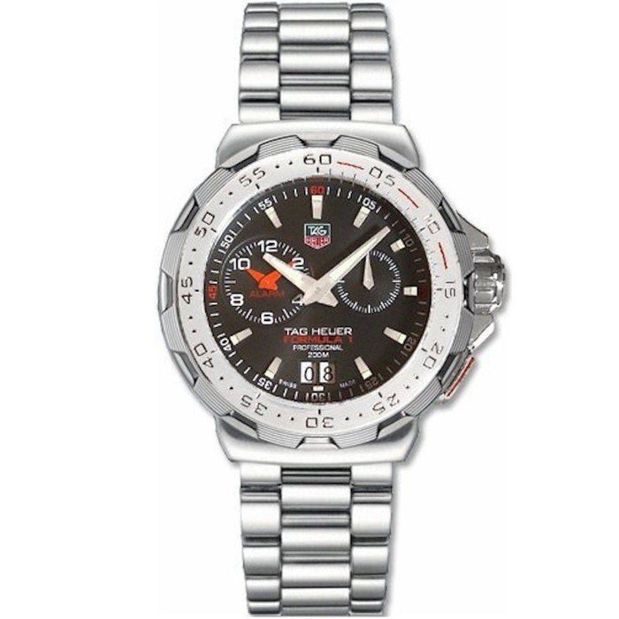 Tag Heuer Men's WAH111C.BA0850 Formula 1 Chronograph Stainless Steel Watch