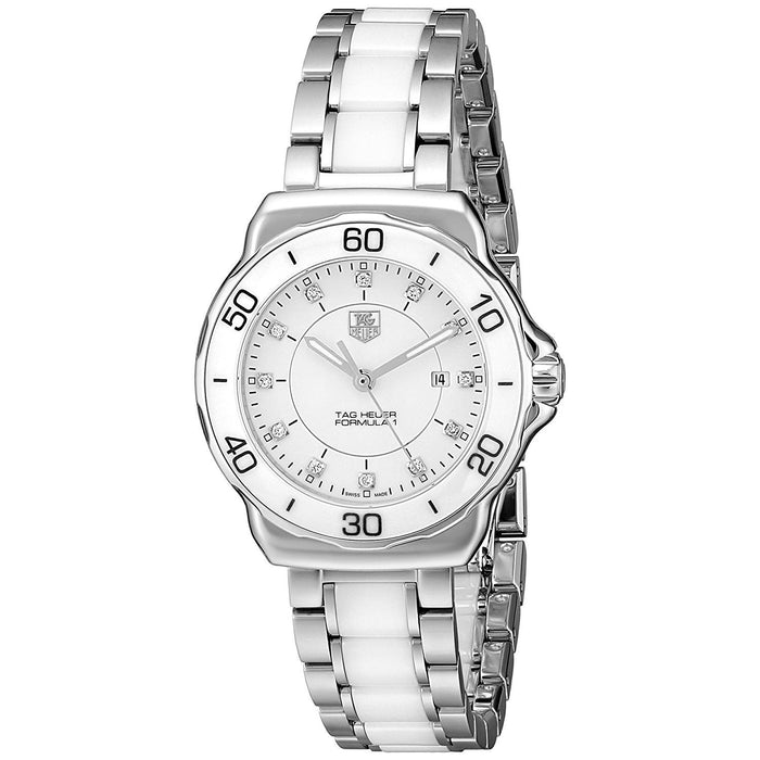 Tag Heuer Women's WAH1315.BA0868 Formula One Diamond Two-Tone Stainless Steel Watch