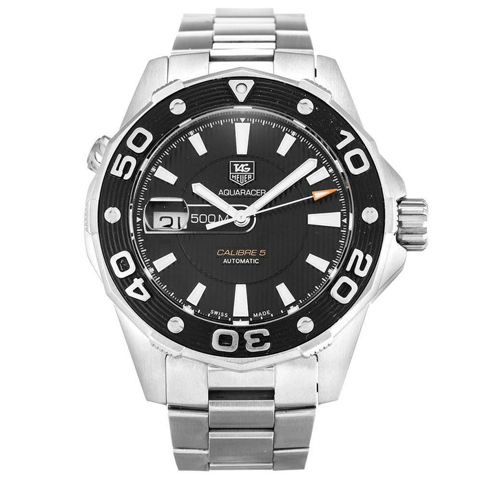 Tag Heuer Men's WAJ2110.BA0870 Aquaracer Automatic Stainless Steel Watch