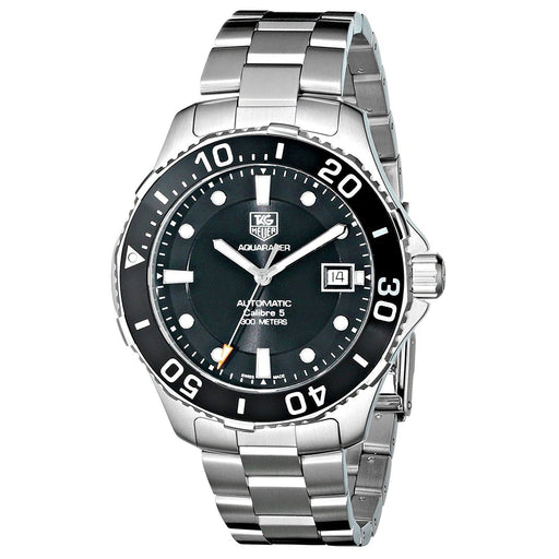 Tag Heuer Men's WAN2110.BA0822 Aquaracer Automatic Stainless Steel Watch